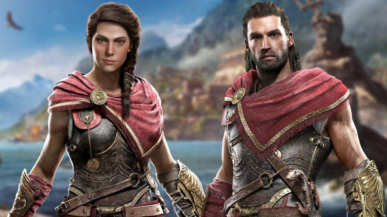 Assassin's Creed Odyssey nominato per i GLAAD Awards