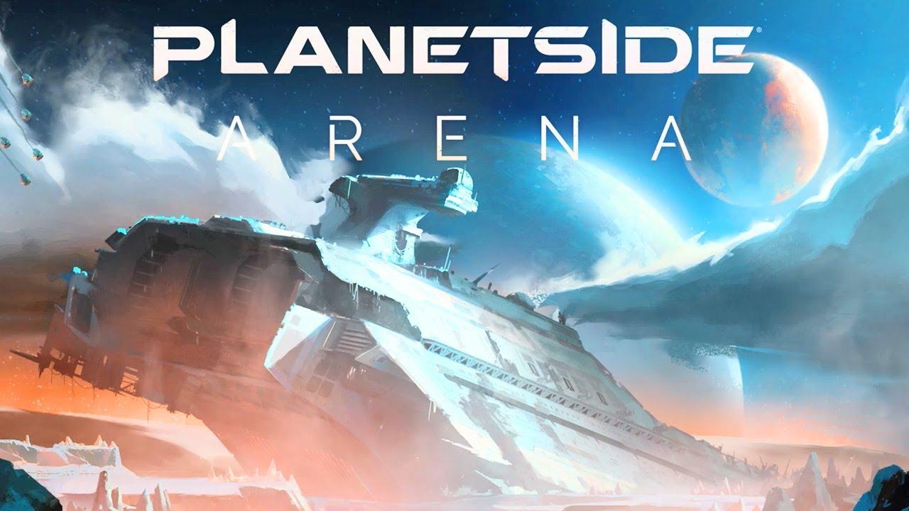 PlanetSide Arena posticipato a marzo