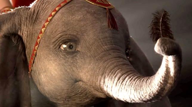 Nuovo trailer del prossimo film di Dumbo