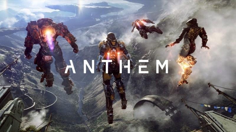 Anthem – Gioco Libero e Overworld