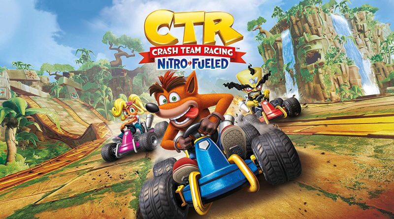 Crash Team Racing: Nitro Fueled sarà giocabile al PAX East