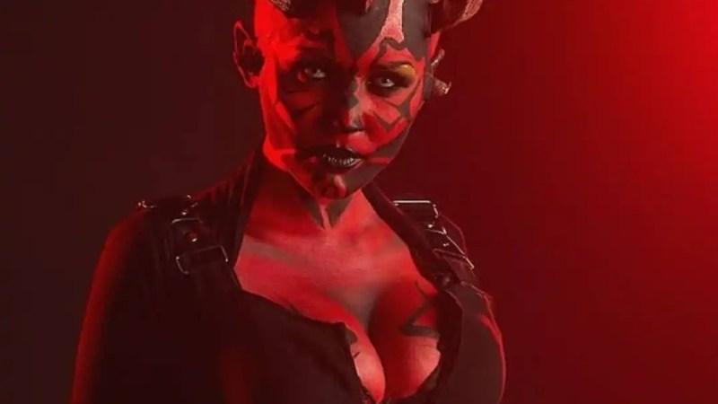 Darth Maula – Il lato oscuro al femminile!