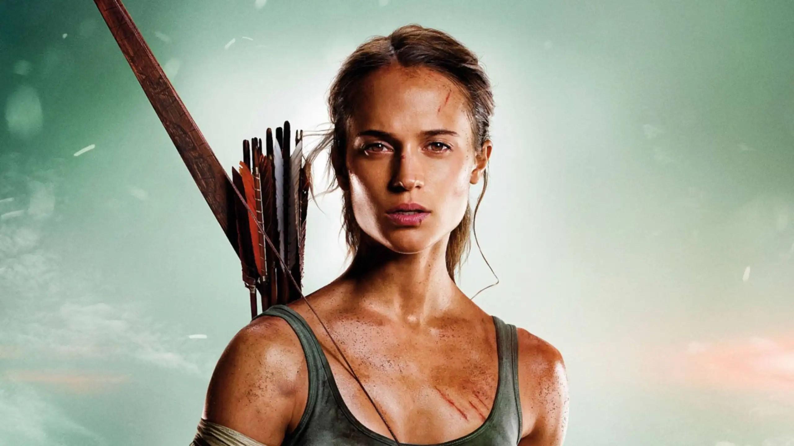 Un sequel per l'ultima trasposizione cinematografica di Tomb Raider