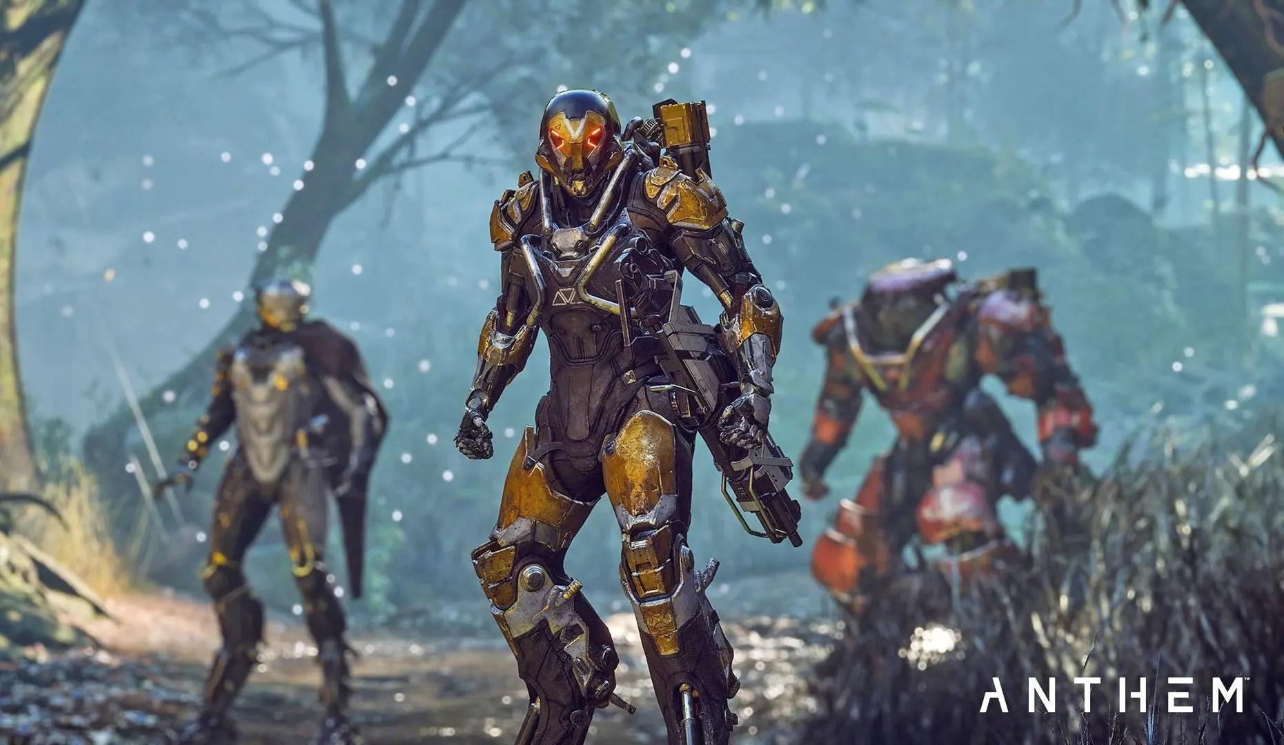 Anthem – BioWare risponde a dovere!