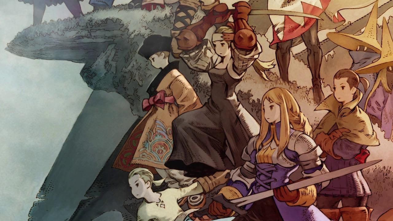 Una nuova intervista a Yasumi Matsuno ci lascia credere ad un nuovo Final Fantasy Tactics o Ogre!