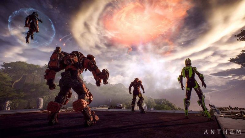 Anthem – BioWare è pronta a prepararci al primo e attesissimo CATACLISMA!