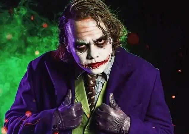 Perchè siete così seri? C'è Joker