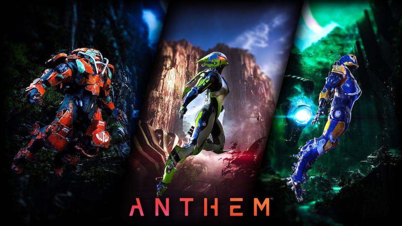 Anthem: ancora tu? Ma dovevamo non vederci più! Update 1.5.0 insieme ad una nuova stagione