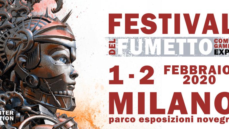 Il Festival del Fumetto questo fine settimana a Milano!