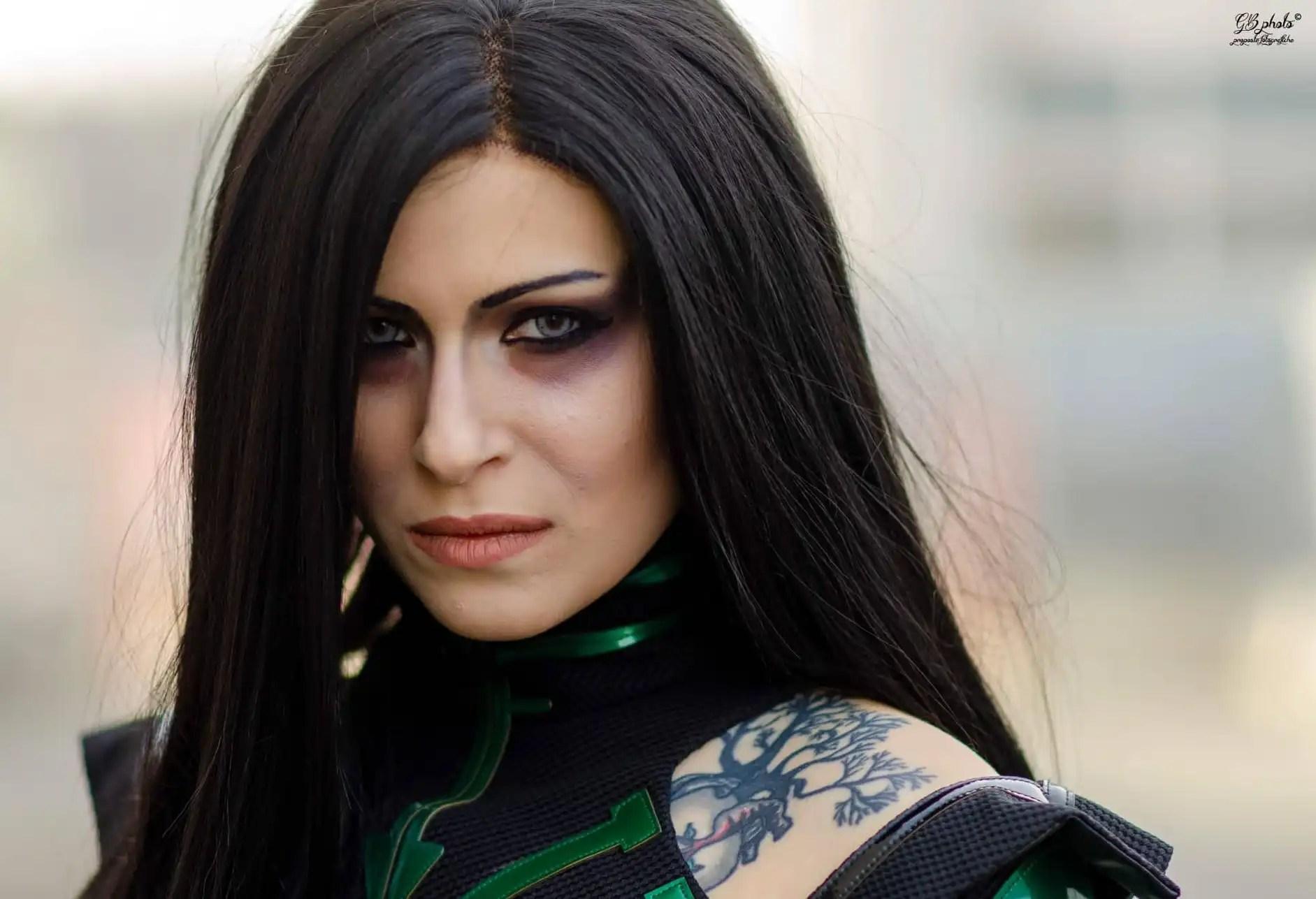 Hela dal film Thor: Ragnarok è interpretata dalla cosplayer Mayra De Luca!