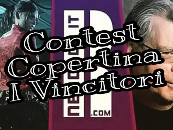 Contest nuova copertina – Ecco chi sono i vincitori!