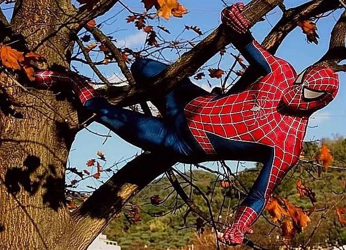 Torniamo nell'universo Marvel con questo Spider-Man di Luca Nencini!