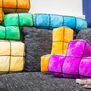 Tetris sul divano!