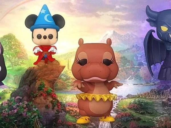 Anche il grande classico Disney Fantasia entra nel mondo dei Funko Pop!