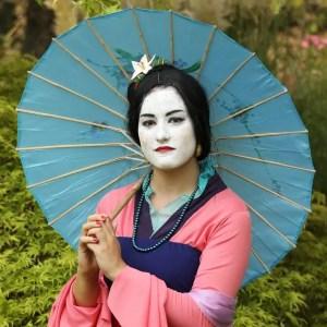 Un'incantevole Mulan della cosplayer Jenny Brighenti!