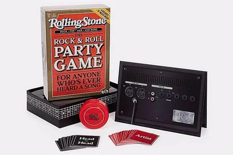 Rolling Stones Rock & Roll Party Game, il gioco da tavolo a suon di musica!