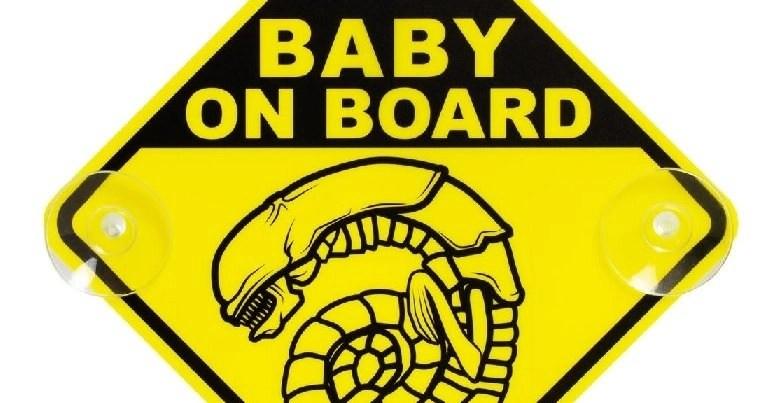 Baby on board, prendetevi cura del vostro cucciolo!