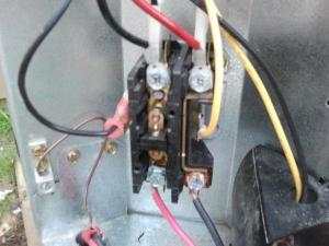 Noise in the Contactor Relay in my AC unit outside  DoItYourself Community Forums