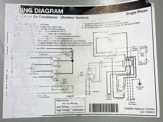 lg air conditioner wiring diagram invisible fence wiring