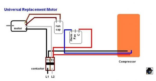 wiring diagram for fan motor the wiring diagram lennox outdoor fan wiring schematic nilza wiring diagram