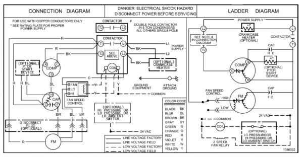 Electrical wiring diagrams for air conditioning systems part one on air conditioner wiring diagram pdf Air Conditioner Motor Wiring Air Switch Wiring Diagram