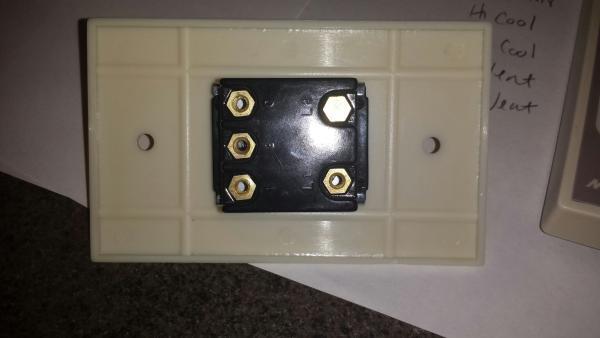 mastercool evap cooler wiring help needed  doityourself
