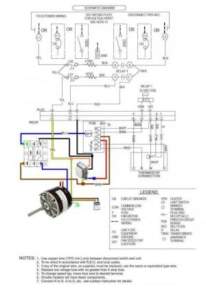 X13 ECM to PSC Blower Motor Conversion  Page 2