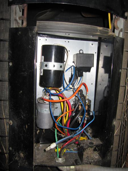 Ac Condensor Unit Not Starting With Thermostat