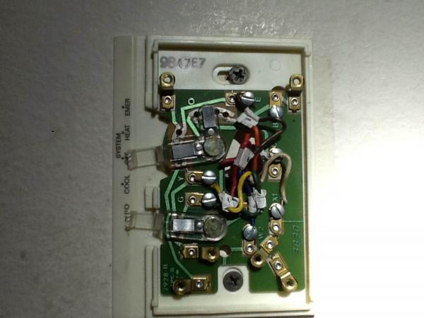 Honeywell Th D Thermostat Upgrade Wiring Questions