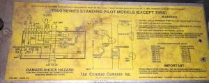 Coleman two wire thermostat wiring  DoItYourself