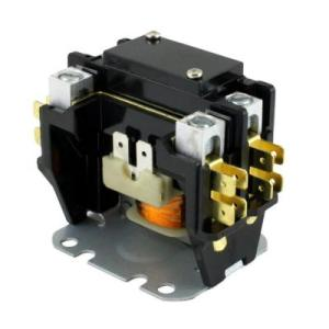 Replacing old Honeywell Contactor to new Packard contactor, unsure of 2 wires?  DoItYourself