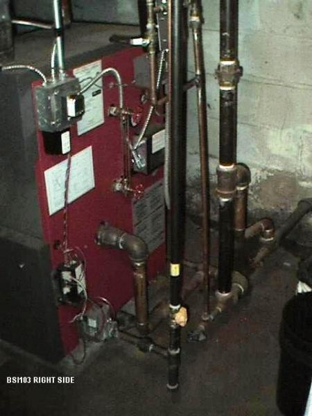 Crown Bsi Steam Boiler Amp Ms 40 Indirect Water Heater