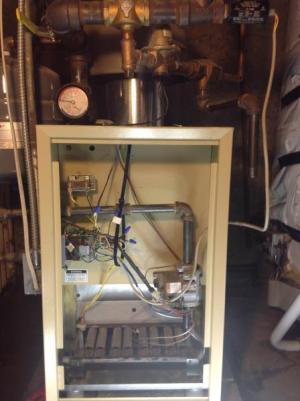 Weil McLain CGa gas fired boiler wont fire  DoItYourself