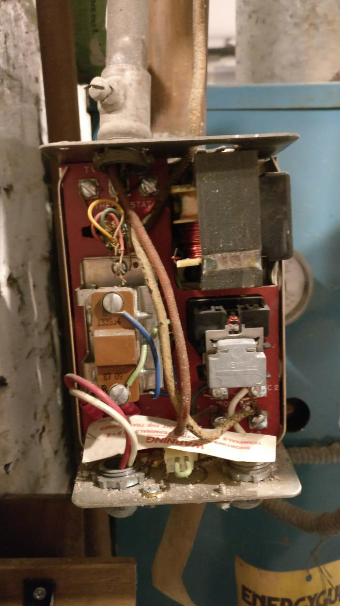 Burnham Boiler Clicking And Turn Off On Randomly