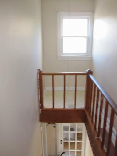 Awkward Spot Above Stairs Doityourself Com Community Forums