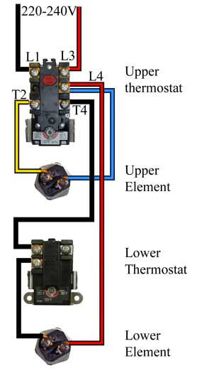 Water Heater Trips Circuit Breaker  DoItYourself