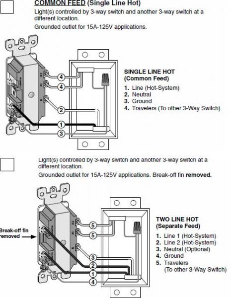 combination single pole 3 way switch wiring diagram combination leviton combination two switch wiring diagram leviton automotive on combination single pole 3 way switch wiring