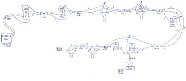 bathroom electrical wiring diagram bathroom image bathroom wiring diagram electrical wiring diagram on bathroom electrical wiring diagram