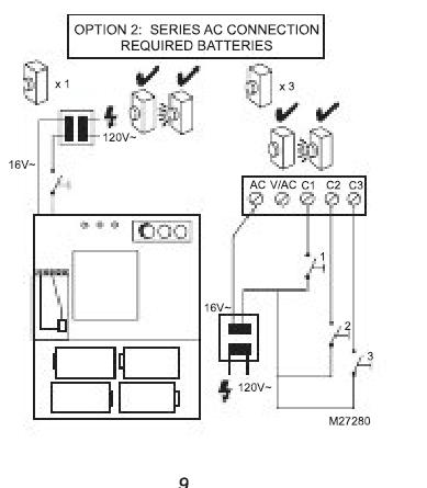 Byron Doorbell Transformer & Nutone Doorbell Wiring