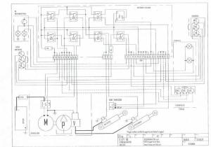 I need help regarding wiring diagram for a carlift