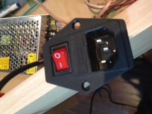 Need help wiring an inlet male power rocker switch (lighted)  DoItYourself Community Forums