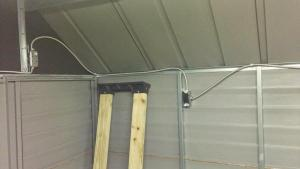 Wiring a shed  DoItYourself Community Forums