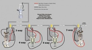 GE 12722 Zwave and 12723 4way wiring  DoItYourself