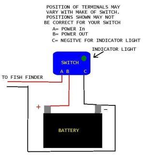 12 Volt Toggle Switch Wiring   Online Wiring Diagram