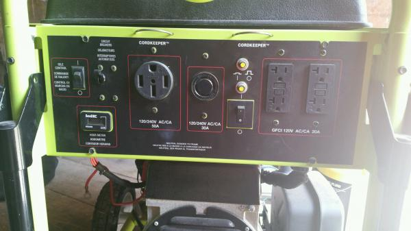 Wiring A Mobile Home Fuse Box To A Generator
