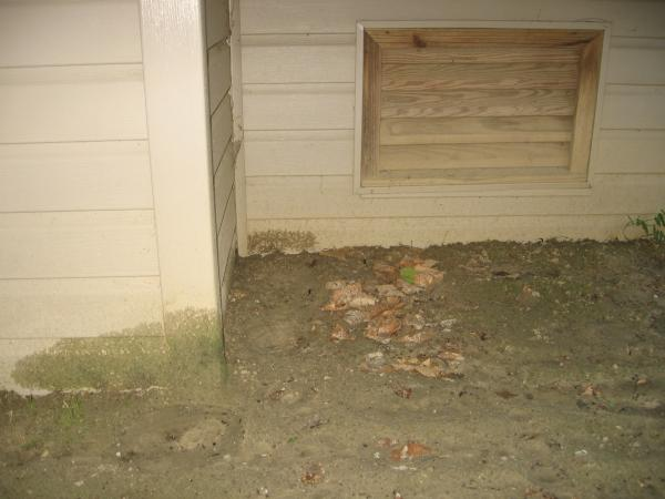 Vinyl Siding Too Close To Ground Doityourself Com