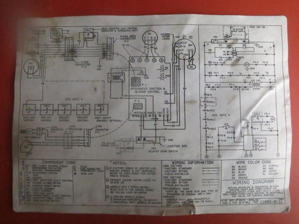 19967d1382881853 ruud ugdg 07eauer fan runs continuously surface igniter img_1688?resized600%2C450 ruud wiring diagram furnace efcaviation com ruud air handler wiring diagram at n-0.co