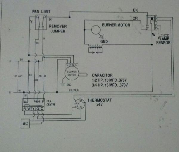 mobile home gas furnace blower wiring  pietrodavicoit