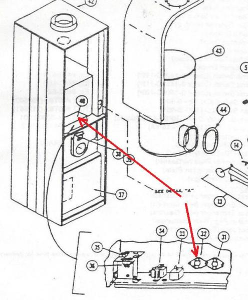 78906d1490743188 coleman evcon mobile home furnace blower problems 7900cseriesdiagram_b0155554 d14e 40f4 93c3 afd4f4262689?resize\=495%2C600 eb15b wiring diagram coleman gas furnace diagram, goodman heat coleman eb15b wiring diagram at bakdesigns.co