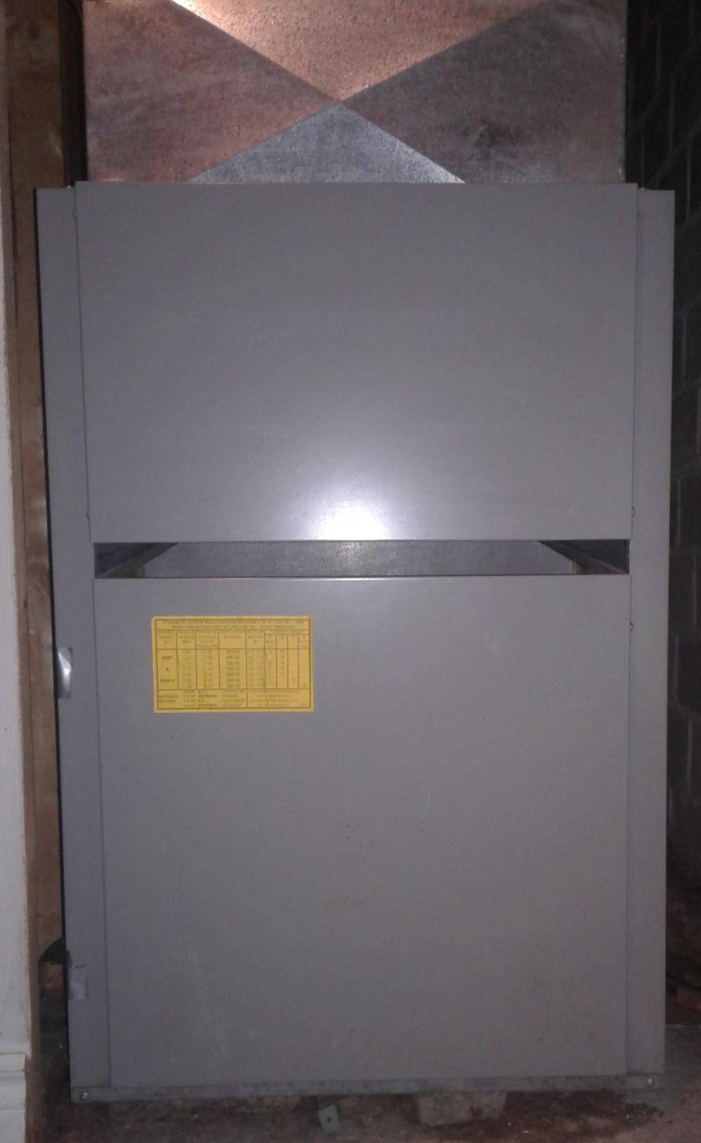 Oil Furnace Air Filter